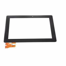 Canada En gros - 10,1 '' Digitizer écran tactile en verre remplacement pour Asus MeMo Pad Smart 10 ME301 ME301T K001 version A001 5280N FPC-1 Rev.4 cheap rev asus Offre