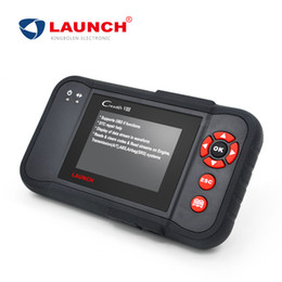 Wholesale Launch Scan Tool Update - Launch X431 cr Creader 8 Creader VIII DBScar scan tool update online and CResetter Oil Lamp Reset tool Free shipping