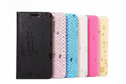Wholesale Snake Skin Case Wallet - S7 Elegant Snake skin grain leather Cover Case for SAMSUNG GALAXY S7   UCKY   SM-G930A   SM-G9300   G930   JUNGFRAU  Case