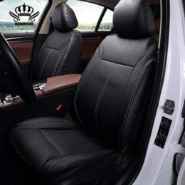 Wholesale Cotton Auto Seat Covers - 2017New Luxury PU Leather Auto Universal Car Seat Covers Automobile seat cover for car peugeot 206 lifan x60 lada kalina suzuki