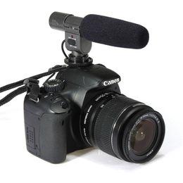 Wholesale Camera N - 100% Shenggu SG-108, Directional Stereo Shotgun Microphone SG108 for CAN&N NIK&N PENTAX OLYMPUS PANASONIC D-SLR and Camcorder DV
