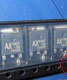 Efeito transistor original on-line-50 PCS Frete grátis AX1007-33 AX1007D33A TO-252 LDO regulador linear chip de Efeito de Campo transistor AX1007 eletrônica original novo