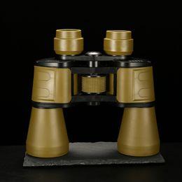 Wholesale Night Pandas - PANDA 20X50 Binoculars High quality Hd wide-angle Central Zoom day and Night Vision telescope Khaki