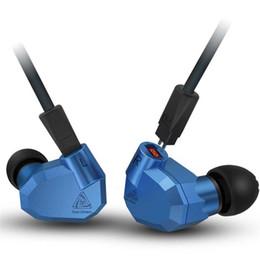 Мода наушники 2dd + 2ba гибрид в ухо DJ супер бас наушники гарнитуры стерео объемный наушники для IPhone от