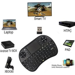 Argentina Air Mouse Combo 2.4G Mini i8 teclado inalámbrico Touchpad Combo con adaptador de interfaz para PC Pad Google Andriod TV Box Xbox360 PS3 Suministro