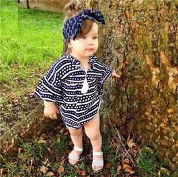 Wholesale Spot Tutu - Girls Vintage Dress Tassel Sleeveless Skirt Spots Princess Baby National Style Wear Render Baby Unlined Upper Garment Dresses