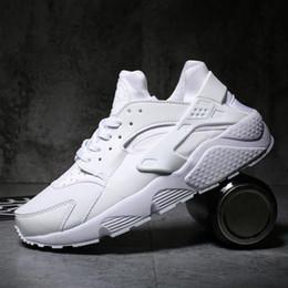 Wholesale Causal Slip Loafers Men - 2017 New Designer Slip on Men Leather Shoes Fashion Breathable Walking Causal Shoes Men Flat Loafers Men Footwear Big Size 36-44 SDG875