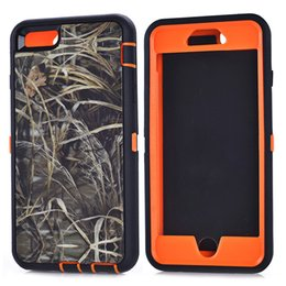 Wholesale Iphone Defender Series - Camouflage Series Case for iPhone 7 7 Plus  SE 5 5s 6 6s Plus with Belt Clip Holster Defender Shell
