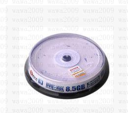 Wholesale Dvd Disc Dl - Woodpecker 8.5G disc dvd 8.5G burn disc DL burner CD-ROM large capacity 8G CD-ROM D9 10pcs lot