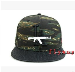 Wholesale Chinese Snapback Hats - Chinese Snapback Baseball Hat AK47 LA Glow In Dark Snake Skins Snapback Cap HIPHOP Swag Streetwear Men Boys Girls Last King Caps
