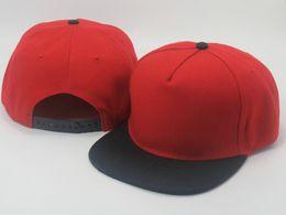 Wholesale Cheap Blank Ball Caps - 2016 new fashion blank cap baseball snapback hats and caps for men women sports hip hop mens womens bones sun hats cheap