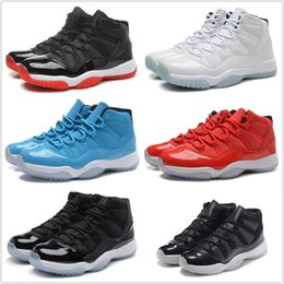 Wholesale Women Cheap Wedges Free Shipping - Wholesale Retro 11 XI Basketball Shoes Men Women Sneakers Cheap High Quality Hot Sale Sport Shoes Free Shipping Size 5.5-13