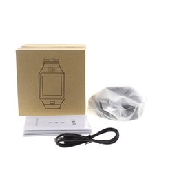 "Wholesale Healthy Watches - Sport Bluetooth smart watch DZ09 smart watch Mini Phone Healthy Wristwatch with Camera 2.0MP 1.56""Watch DHL Free OTH110"