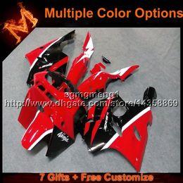Wholesale Kawasaki Ninja Zx6r 96 - 23colors+8Gifts ZX 6R 1994 1995 1996 1997 ABS Fairing For Kawasaki ZX-6R 1994-1997 red ZX6R 94 95 96 97 ZX6R 94-97
