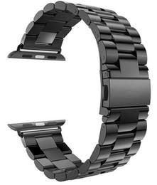 Bracelet en acier inoxydable Hoco pour montre iwatch Apple Watch 38 Bracelet en montre bracelet remplacement 42mm pour Apple Watch ? partir de fabricateur
