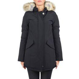 Wholesale Womens Button Down - New Brand Artie Parka Women Fur Jacket White Red Coffee Black Navy Womens White Duck Down Coats Parkas Size XS-XXL