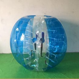 Wholesale Inflatable Pvc Toys For Kids - 1.2m Inflatable Human Hamster Ball For kids Bubble Soccer Ball Zorb Balloon Bumper Ball