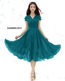 Wholesale Summer Dresses For Big Women - Dresses for women Summer dress 2016 High quality Fashion net yarn women dress Slim big yards dashiki dress Plus size