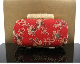 Wholesale red abs - 2017 new arrival women clutch bags fashion evening bag diamond purse