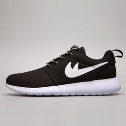 Wholesale Woman Sneakers Boots - Hot sale Classical Run Running Shoes men women black low boots Lightweight Breathable London Olympic Sports Sneakers Trainers size 36-45