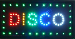 lampade a casa di senso Sconti 2016 Nuovo arrivare personalizzato discoteca neon LED segno principale sala da ballo segnaletica 10x19 pollici a LED cartelloni all'ingrosso