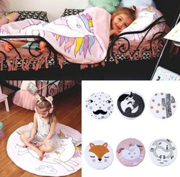 Wholesale Carpet Gym Baby - Soft Baby Kids Game Gym Play Mat Crawling Blanket Floor Rug Newborn Rugs ins baby blankets Climbing Carpet Infant Crawling Blanket KKA3154