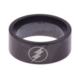 Wholesale Christmas Flash Movie - The flash superhero ring dc movie comics jewelry replica the flash season 2 new arrival rings for men