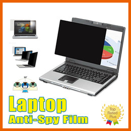Wholesale 15 Laptop Screens - Laptop Tablet Anti-Spy Privacy Screen Filter Protector Film 11 12 13 14 15 17 inch Macbook Air Pro Retina