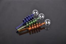 шипорезная машина Скидка многоцветные стеклянные трубы спирали мини для ручной трубы изогнутой ручкой водопроводных труб лучшее масло горелки