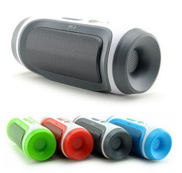 Wholesale Stereo Boom - Wholesale- Origin Brand Wireless Stereo Bluetooth Speakers Mini Boom Box Subwoofer Pill Speaker With Fm Outdoor Altavoz For Iphone Samsung