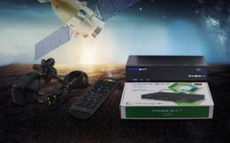 Wholesale Via Max - 2016 Satellite set top box V7 Max 1080P Full HD DVB-S2 TV Box 2 USB Port Support YouTube, Youporn via usb Wifi dongle