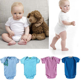 Wholesale Boys Dress Shorts - Baby One Piece Romper Children Clothes Kids Clothing 2016 Boys Girls Jumpsuit Rompers Baby Onesies Newborn Romper Baby Dress Lovekiss C25907