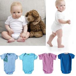 2019 vestidos marrones monos Baby One Piece Romper Ropa para niños Ropa para niños 2016 Niños Niñas Mono Mamelucos Baby Onesies Newborn Romper Baby Dress Lovekiss C25907