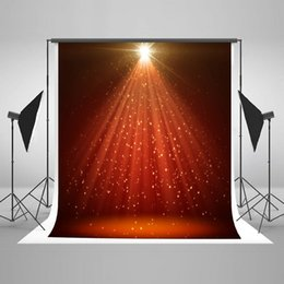 Wholesale Stage Decoration Children - Stage Decoration Photography Backdrop Red Curtain Photo Background Cotton Seamless Reused Lighting Backdrops for Photographers J02422
