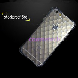 Wholesale Cover Follows - Air hockey following case transparent TPU silica soft shell air cushion drop resistance back cover for iphone 5 iphon6 iphone 6 plus