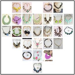 Wholesale Sapphire Yellow Gold Cheap - NEWstatement necklaces jewelry cheap statement necklace cheap Necklaces Jewelry Europe Multi Style Necklaces Bracelets Earrings Rings Chea