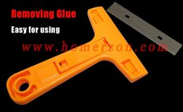 Wholesale Digitizer Remove - 2pcs LCD Screen LOCA OCA   UV Glue Adhesive Clean Tool Remove Glue Shovel Knife Blade for phone for iPhone 6 6s Screen Digitizer