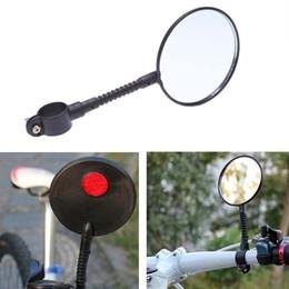 Wholesale Mtb Flat Handlebar - Mountain Road MTB Bike Bicycle Rear View Mirror Reflective Safety Flat Cycling Handlebar Rearview Mirror Accessory