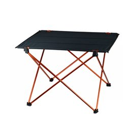Wholesale Folding Picnic Table Camping - 7*7*57Cm New Arrival Folding Table Lounge Table Wear Resistant Anti-Tear Portable Indoor Outdoor Camping Picnic Party Tables