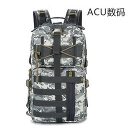 Wholesale Swat Tactical Molle Assault Backpack - Luggage Bags Backpacks Men Outdoor Military Tactical Assault Casual Backpack Molle System 3 day Life Saver Bug Out Bag Survival SWAT Small