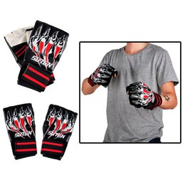 Wholesale Eagle Claw Wholesale - SUTEN Eagle Claw Gloves Upscale Sandbags Gloves Half Finger Gloves MMA Boxing Punching Glove SUTENG Fighting Glove Wholesale 2501026