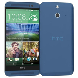 Wholesale E8 Screen - Original HTC ONE E8 3G Smart Phone Quad Core 5.0Inch 1920*1080 Screen 2+16 13.0MP GSM Unlocked Android Cell Phone