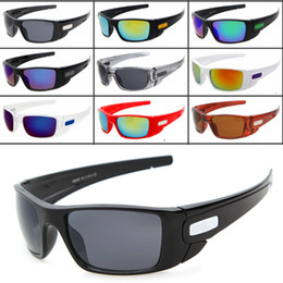 Wholesale Cycle Tops Designs - Sport sunglasses men 2017 newest style Arrival Classic Mens Sunglasses Outdoor Top Quality 9 Color Famous Design cycling sun glasses