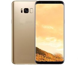 Wholesale Android Qualcomm - 6.2 inch Full Screen Real Fingerprint Goophone S8+ S8 Plus Qualcomm Snapdragon 835 Quad Core Android 7.0 1280*720 HD 8MP+5MP 3G Phone