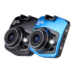 Wholesale Night Cam Mini - Newest Mini Car DVR Camera GT300 Camcorder 1080P Full HD Video Registrator Parking Recorder G-sensor Night Vision Dash Cam