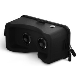 "Wholesale Lenovo Original Phone - Original Xiaomi VR Virtual Reality 3D video glasses for 4.7 ""- 5.7"" phone with optional gamepad for iphone samsung lenovo huawei"
