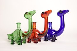 Wholesale Polish Glasses - New Dino Rigs oil rigs dab rigs with female polished joint 14.5mm