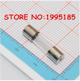 Wholesale Wholesale Glass Automotive Fuses - Wholesale-Free shipping 20pcs 5*20 SMD fast blow glass fuse 15A 250V 5x20 glass tube fuse