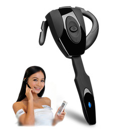 Wholesale Wireless Pc Gaming Headphone - 2017 Wireless Stereo Bluetooth Gaming Headphones Headset Handsfree Earphone with Mic for PS3 Smartphone Tablet PC