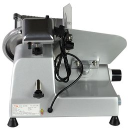 Wholesale Hand Cutter Machine - WED-B250B-1 2 10'' Inch commercial meat slicers household meat cutter sliceable hand pork ,frozen meat cutting machine